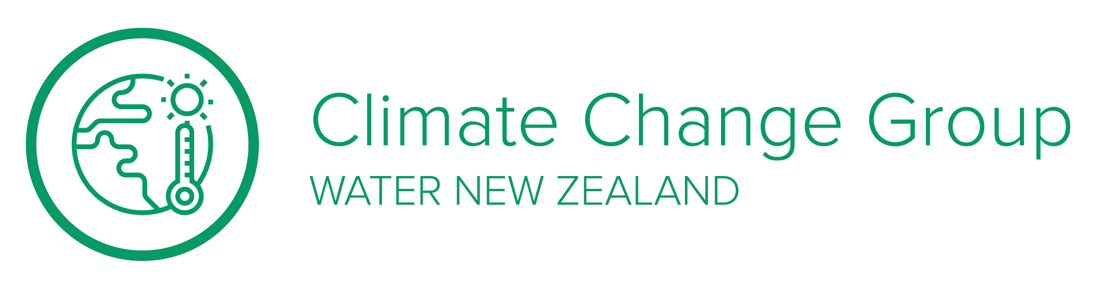 Climate change group logo
